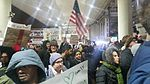 Immigration Ban Protest at ORD 09.jpg