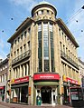 Imposant architecture in the center of Arnhem, but sorry, now a MacDonald restaurant - panoramio.jpg