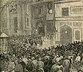 Inaugurazione della lapide posta sulla casa abitata da Carlo Goldoni a Roma.jpg