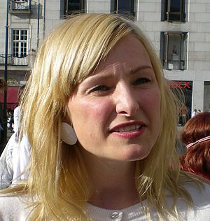 Death of Kaja Ballo - Norway parliament member Inga Marte Thorkildsen (2008)