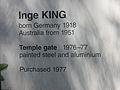 Inge King-Temple Gate-plaque.jpeg