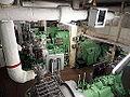 Inside SS Rotterdam, Machine kamer, foto 1.JPG