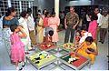 Interactive Area - Dinosaurs Alive Exhibition - Science City - Calcutta 1995-June-July 067.JPG