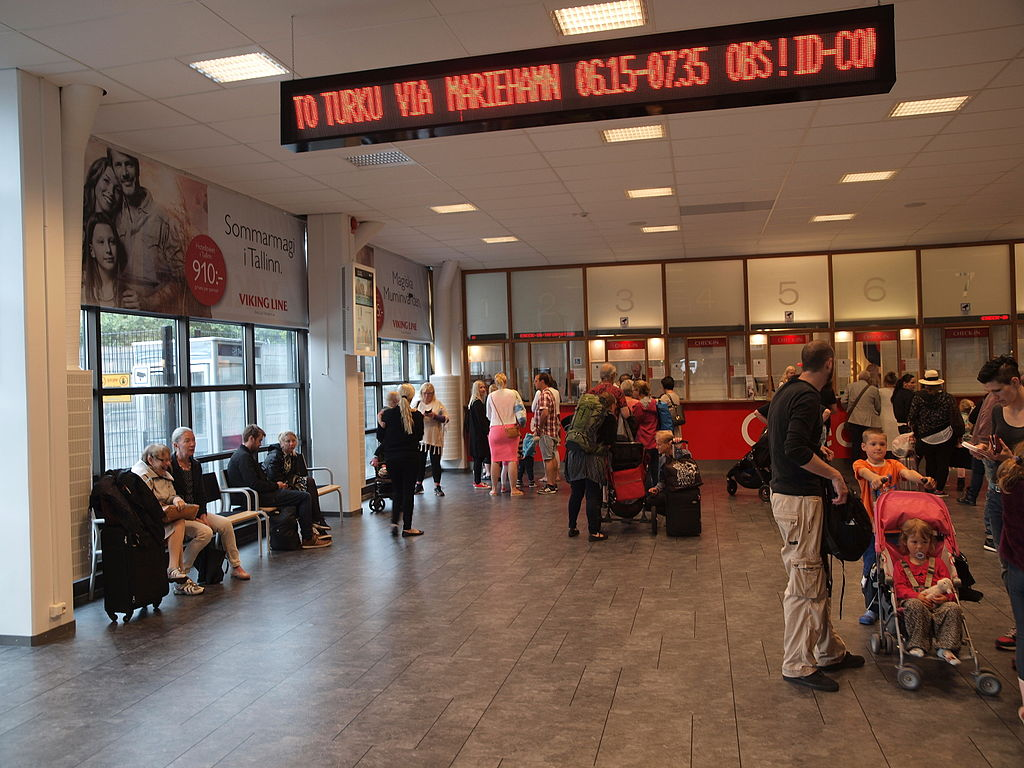 Viking Line Terminaali Turku