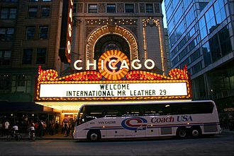 International Mr. Leather - International Mr. Leather Nr. 29, 2007 in the Chicago Theater