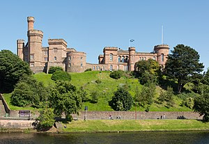 Inverness Castle - Inverness Castle