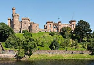 Inverness Castle - Inverness Castle