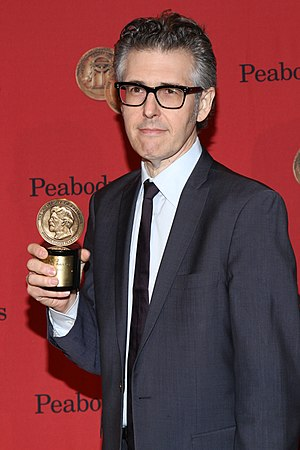 Ira Glass - Glass at the 73rd Annual Peabody Awards, 2013