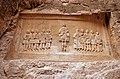 Iran - Haraz Road - Vana - Naseredin Shah's old stony Inscription - panoramio.jpg