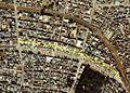 Ise Ginza Shinmichi shopping street aerial photograph.1983.jpg