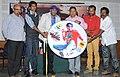 Ishari K. Ganesh in Rap Rakesh Audio Launch at Vels University.jpg