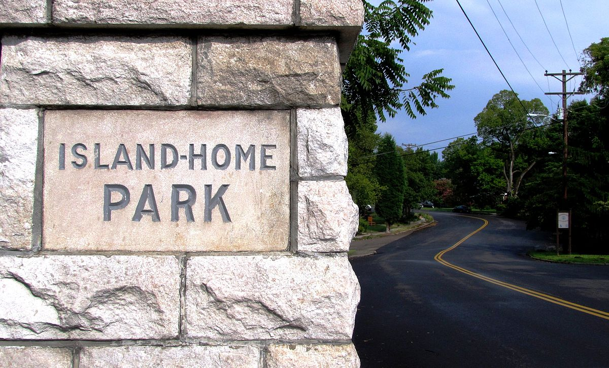 Island Home Park Knoxville Tennessee