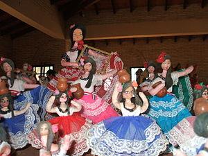 Itá, Paraguay - Dancers