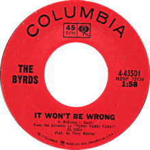 It Won't Be Wrong by The Byrds US vinyl B-side.png