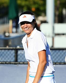 Iva Majoli at the 2010 US Open 02.jpg