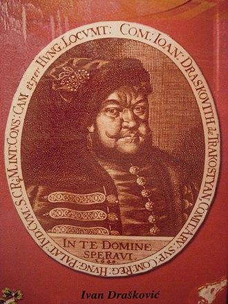 Ivan III Drašković - Image: Ivan III. Drašković