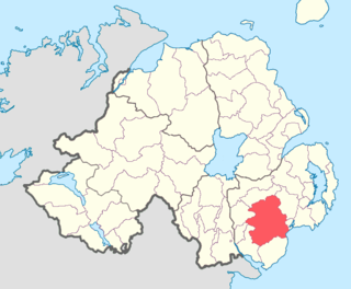 Iveagh Upper, Lower Half Place in Northern Ireland, United Kingdom