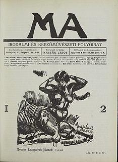 MA (journal)