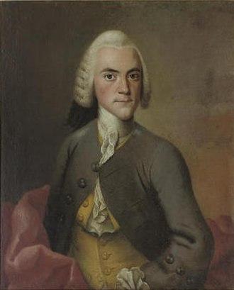 Jørgen Wichfeld (1729–1797) - Image: Jørgen Wichfeld 1729 1797