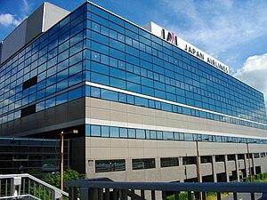 JALways - JAL Narita Operation Center - JALways's headquarters