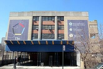 Marble Hill, Manhattan - JFK High School campus