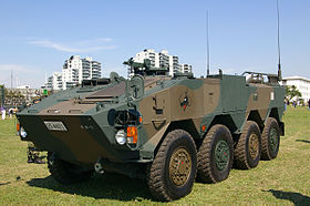 JGSDF APC Type 96 at JGSDF Camp Shimoshizu 02.jpg