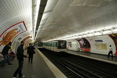 Buzenval (metropolitana di Parigi)