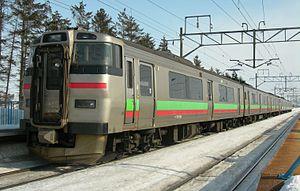 Sasshō Line - Image: JRH 731 201
