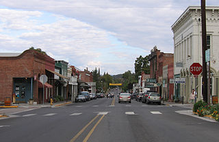 Jacksonville, Oregon City in Oregon, United States
