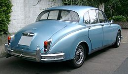 Jaguar Mark2 rear 20070822.jpg