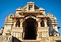 Jain temple inside Chittorgarh Fort.jpg