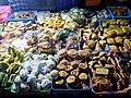 Jajanan pasar dini hari, Ampel, Surabaya.jpg