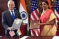 James Mattis and Nirmala Sitharaman 180906-D-BN624-014 (43692997845).jpg