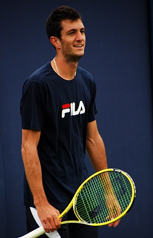 James Ward (tennis) - Ward at the 2013 Queen's Club Championships