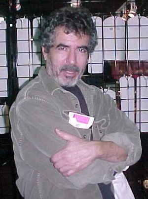 Jamie Gillis - Gillis at the CES in Las Vegas, 1999