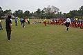 Jamshid Nassiri - Ranjan Chowdhury - Syed Nayeemuddin - Showing Skills - Football Workshop - Sagar Sangha Stadium - Baruipur - South 24 Parganas 2016-02-14 1199.JPG