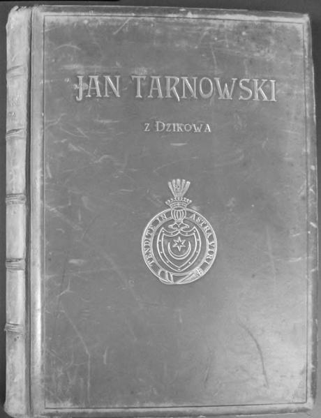 File:Jan Tarnowski z Dzikowa.djvu