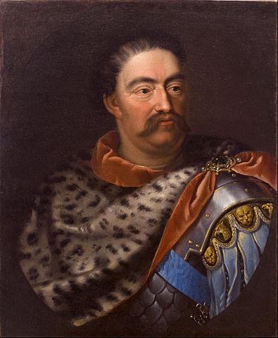 Jan III Sobieski dans sa peau de Léopard