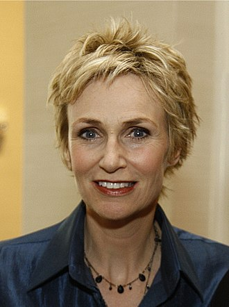 Jane Lynch - Lynch at the 69th Annual Peabody Awards Luncheon in 2010