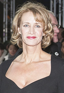 Janet McTeer British actress