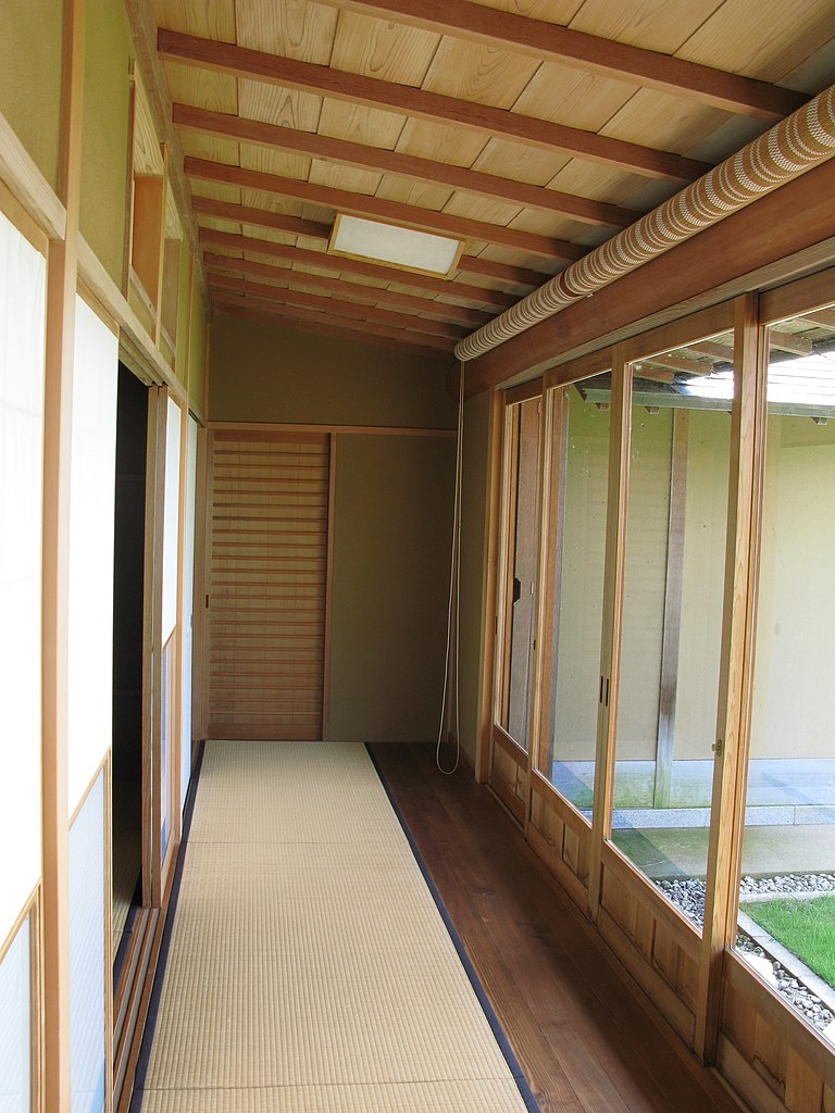 File:Japanese house traditional style interior design 和室 ...