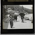 Japanese street scene, early 1900s (2465711776).jpg
