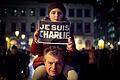 Je suis Charlie, Place Luxembourg, Bruxelles, le 7 Janvier 2015 (15).jpg