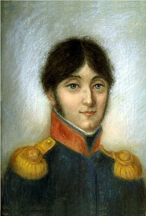 Jean-Baptiste Girard (soldier) - Jean-Baptiste Girard
