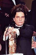 Schauspieler Jean-Pierre Léaud