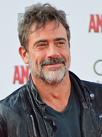 Jeffrey Dean Morgan, interprète de Negan.