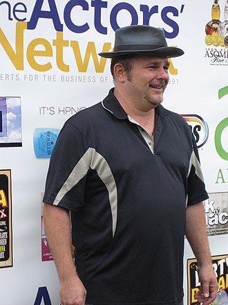 Jeremy Ratchford - Ratchford at the 8th Annual Hack n' Smack Celebrity Golf Tournament in 2011