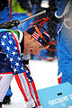 Jeremy Teela in biathlon - men's sprint at 2010 Winter Olympics 4.jpg