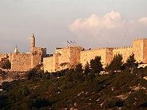Jerusalem, city wall.jpg
