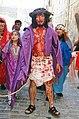 Jerusalem 5 009.Jesus Christ Walk of Tears on the Via Dolorosa in Jerusalem.jpg